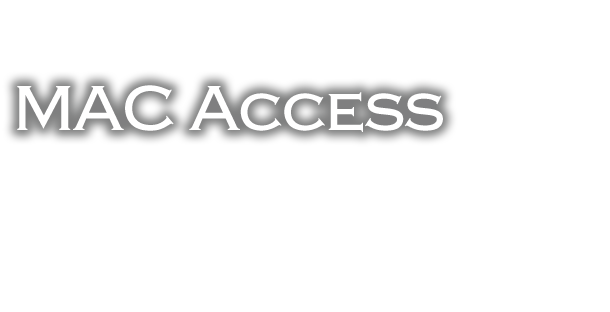 MAC Access アクセス